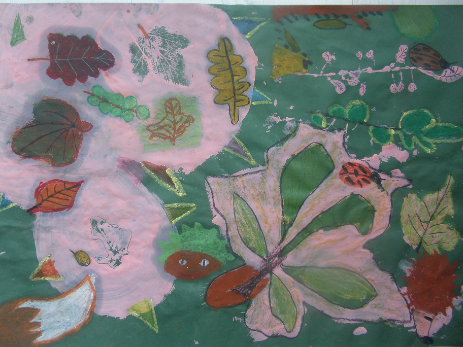 Projekt mojego lasu - Marianna 9 lat