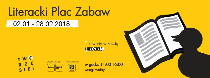 LITERACKI PLAC ZABAW 2018