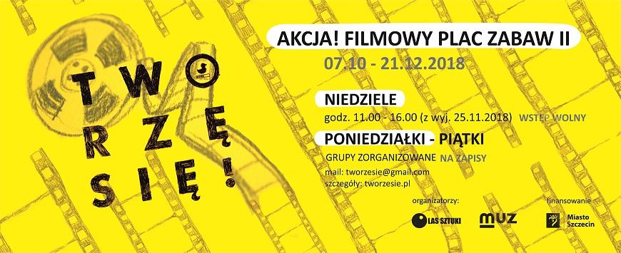 AKCJA FILMOWY PLAC ZABAW II